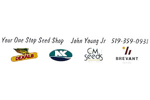 Your One Stop Seed Shop